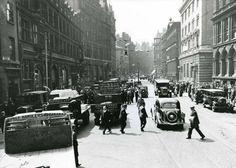 Victoria Street, Liverpool, 1936