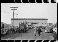 Champlain Valley Fairgrounds, Essex Junction, Vermont: 1937