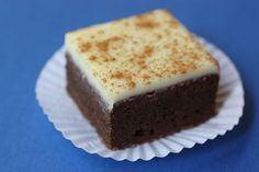 Mo's Creations Blog: Cappuccino brownies