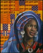 Nana Asm'au - Daughter of the founder of Sokoto Caliphate,Nana Asma'u was a princess, poet and teacher & remains a revered figure in Nigeria with schools,Islamic organisations & centres named after her. Nana Asma'u was taught Qur'anic studies & the classics of the Arab & Classical world.She was fluent in 4 languages including Arabic,the Fula language, Hausa & Tamacheq Tuareg.Modern feminism in Africa is attributed to Nana Asma'u too.She laid great emphasis on and devoted her life to…