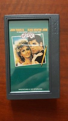 Various Grease (OST) DCC Netherlands 1992  817 888-5