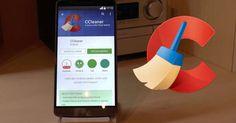 Elimina información innecesaria y optimiza el funcionamiento de tu Android con CCleaner