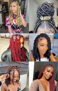From box braids, cornrows, faux locs to butterfly locs, coi leray braids, passion twists and passion braids. We rounded up all the latest trending braided hairstyles for black women that make perfect protective styles. Cool Braid Hairstyles, Goddess Hairstyles, Braided Hairstyles For Black Women, Braided Hairstyles For Wedding, Braids For Black Women, Baddie Hairstyles, Braids For Black Hair, Twist Hairstyles, Braids With Curls