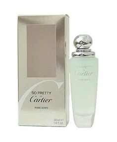 So Pretty Rose Verte Cartier perfume - a fragrance for women 2001 Cartier Perfume, Thierry Mugler Alien, Lapel Flower, Pretty Roses, You Look Like, Parfum Spray, Smell Good, Perfume Bottles, Jewels