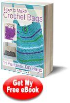 Como hacer ganchillo Bolsas: 11 Fantastic DIY Bolsas gratis de libros Electrónicos