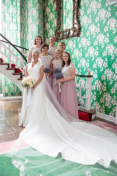 Blowout Wedding at the Greenbrier | Brides.com