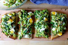 asparagus and egg salad with walnuts and mint – smitten kitchen
