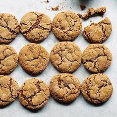 Sunset reader Jozie Rabyor loves ginger, especially in these soft, chewy cookies. She grinds the candied ginger and mixes the dough in her food processor so her cookie jar gets filled quickly.