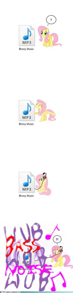 Fluttershy listens to every fan-made MLP song ever. Mlp My Little Pony, My Little Pony Friendship, The Living Tombstone, Mlp Memes, Best Cartoons Ever, Mlp Comics, Princess Celestia, My Destiny, Twilight Sparkle