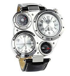 ufengke® kühlen sport band dual japanischen bewegung armbanduhren für männer,weiß - http://uhr.haus/ufengke-sports/ufengke-kuehlen-sport-band-dual-display-quarz-2