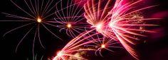Celebration of Fireworks Oliver Dixon