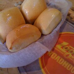 Bread Rolls @ Logan's Roadhouse copycat recipe. I've probably pinned this a thousand times but I DON'T CAREEEE