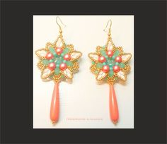 Orecchini Season (DIY - Season Earrings)