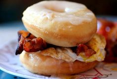 This new donut breakfast sandwich will change your life - Thrillist SF