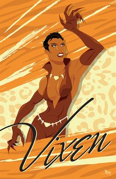 Vixen by MikeMahle