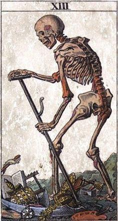 death tarot card. --> http://All-About-Tarot.com <--