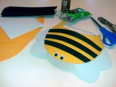 Bumblebee Craft Visor