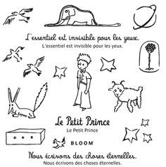 Image result for the little prince tattoo
