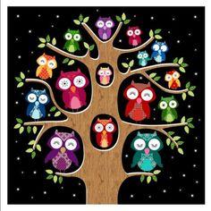 Paula Doherty - Owls...