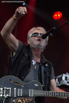 Tom Cochrane with Red Rider Rock the Shores Music Festival 2014 http://samthomphotography.com/2014/07/11/tom-cochrane-with-red-rider/