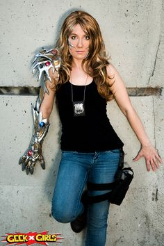 Sara Pezzini Witchblade Cosplay by Kudrel