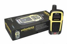 Yellowbrick MkII a fully self-contained battery operated GPS tracker which works anywhere on Earth, is now available to the Australian market Battery Operated, Electronics, Products, Beauty Products