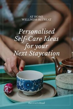 Your self-care staycation should be unique to you, cater to your personality, and fill you up in whatever way you need right now. Make your next at-home wellness retreat a reality with these self-care staycation ideas and tips. Garden Retreat Ideas, Staycation Quotes, Meditation Retreat, Meditation Music, Spring Break Destinations, Stress Relief Tips, Self Care Activities, Next At Home, Hygge
