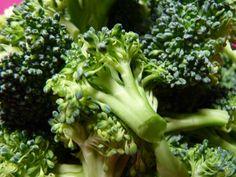 brocoli en arbolitos