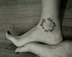 I love the circle! Names in here would be cool #tattoo #circle