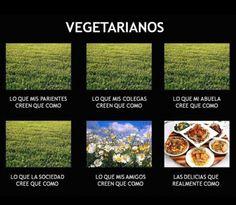 Vegetarianos
