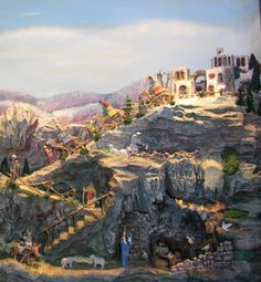 Christmas Decorations, Christmas Ideas, Grand Canyon, Nativity, Xmas, Water, Painting, Travel, Outdoor