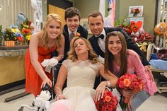 The Talking Box: SEASON FINALE: Melissa & Joey: Married, with Another Child