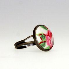 lijelove verstellbare Ringe, 04-00SX, Baby Pink Roses II, rosa, Cabochon 14 mm - Ringgröße 54 - 60 - http://schmuckhaus.online/lijelove/lijelove-verstellbare-ringe-04-00sx-baby-pink-ii