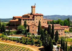Boutique hotel in Montalcino, Tuscany. Castello Banfi Il Borgo is a small luxury hotel situated in a working vineyard and winery in Montalcino, Siena, tuscan wine region. Taste its own wines.