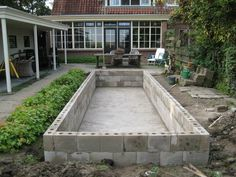 spiegelvijver Kraggenburg Flevoland 1 in 2020 Small Backyard Design, Small Backyard Pools, Backyard Pool Designs, Small Pools, Ponds Backyard, Backyard Ideas, Natural Swimming Ponds, Diy Pool, Swimming Pools Backyard