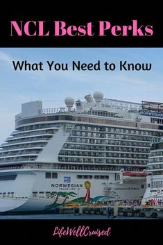 What you need to know about Norwegian Cruise Line Perks, including pros and cons and the ultimate beverage package Best Cruise, Cruise Port, Cruise Tips, Ncl Hawaii Cruise, Panama Cruise, Packing For A Cruise, Cruise Travel, Cruise Vacation, Disney Cruise