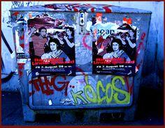Transh and grafitti in Vienna by MushroomBrain.deviantart.com Vienna, Father, Deviantart, My Love, Pai