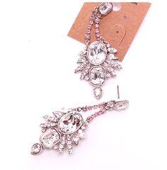 Luxury Crystal Earrings ($53)