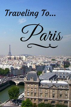 Traveling to Paris with Air France for a relaxing and enjoyable trip. Here are some of my favorite places to visit in this fascinating city.