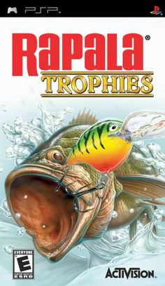 Rapala Trophies  Sony PSP * Continue to the product at the image link.