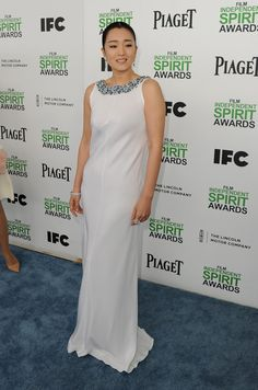 Gong Li - 2014 Film Independent Spirit Awards