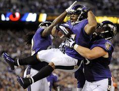 Photo: Baltimore Ravens running back Ray Rice