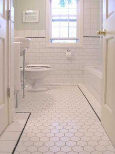 subway tile - luxurious size!