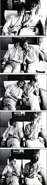 Simon & John Duran Duran
