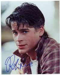 Image result for rob lowe young