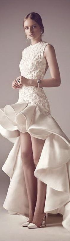 High Fashion Gown Styles | Evolving Fashion - Hair, Makeup, Accessories, & Clothing