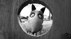 As far as black and white animation is concerned, Tim Burton proves that there's still life in the old dog yet. Art Tim Burton, Tim Burton Kunst, Film Tim Burton, Tim Burton Characters, Burton Burton, Winona Ryder, Disney Movies, Disney Pixar, Punk Disney