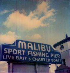 The Malibu Pier is steps away from the hotel. Check out the quirky gift shop at the end!