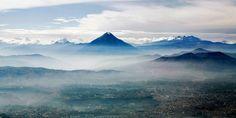Tungurahua , Altar y Sangay