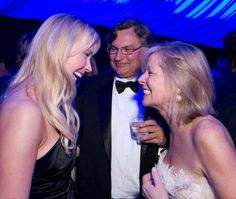 Flashback to the style at SFMOMA's Modern Ball 2012!